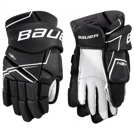 S18 BAUER NSX GLOVES